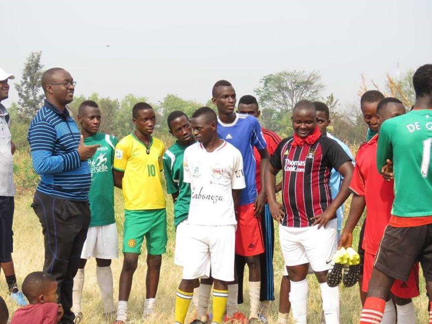 New Generation Burundi Imboneza FC team